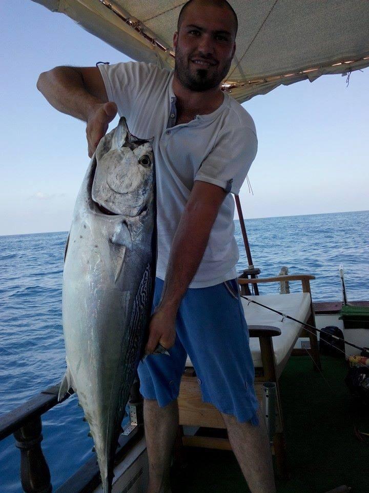 особенности рыбалки в турции